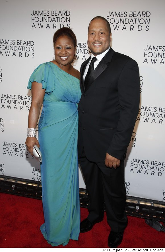 Gina and Pat Neely of the Food Network's