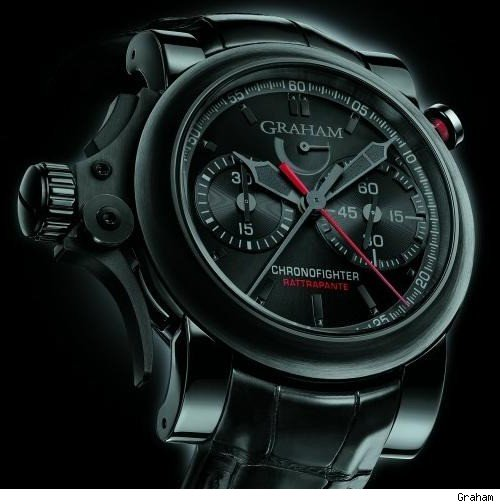Graham Chronofighter Trigger