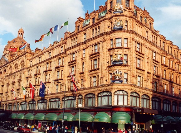 harrods london