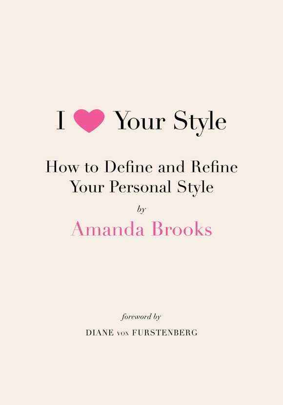 The cover of Amanda's book, released in September.