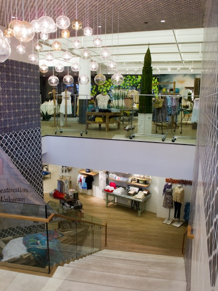 On Assignment: Retail Interior Photography Anthropologie