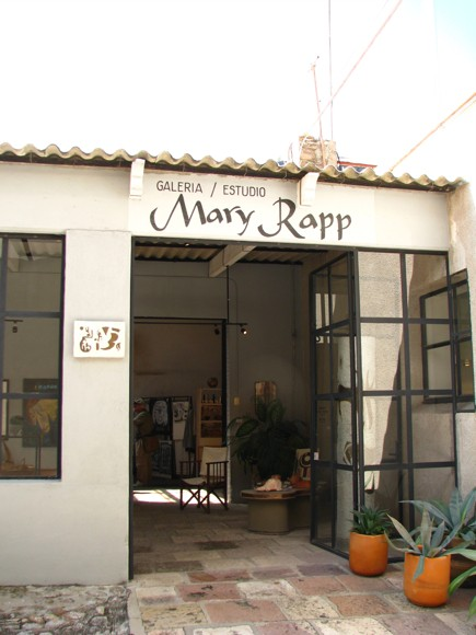 Mary Rapp Gallery and Studio