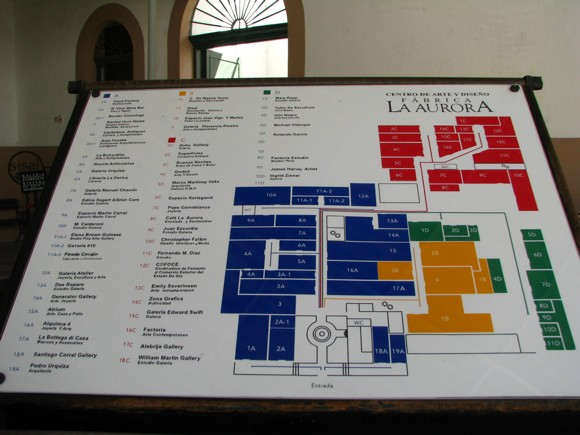 La Fabrica Aurora Map and Floor Plan