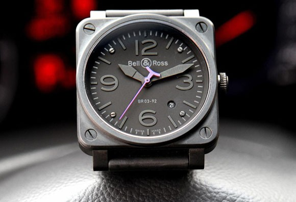 Bell &amp; Ross BR03-92 Instrument Phantom Infiniti