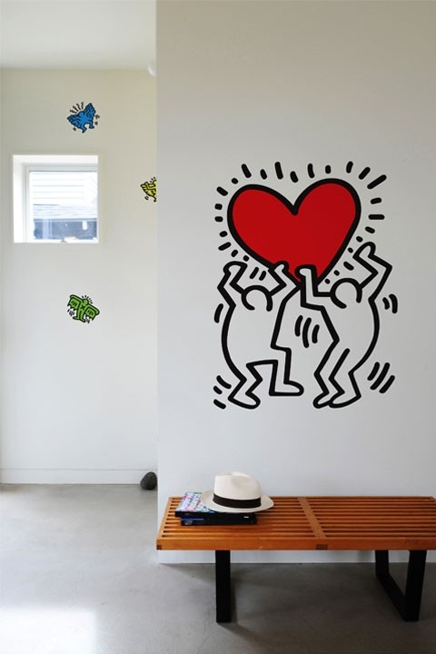keith haring art
