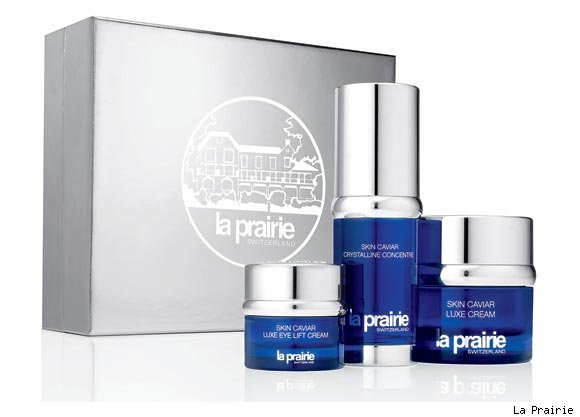 La Prairie skin caviar cream