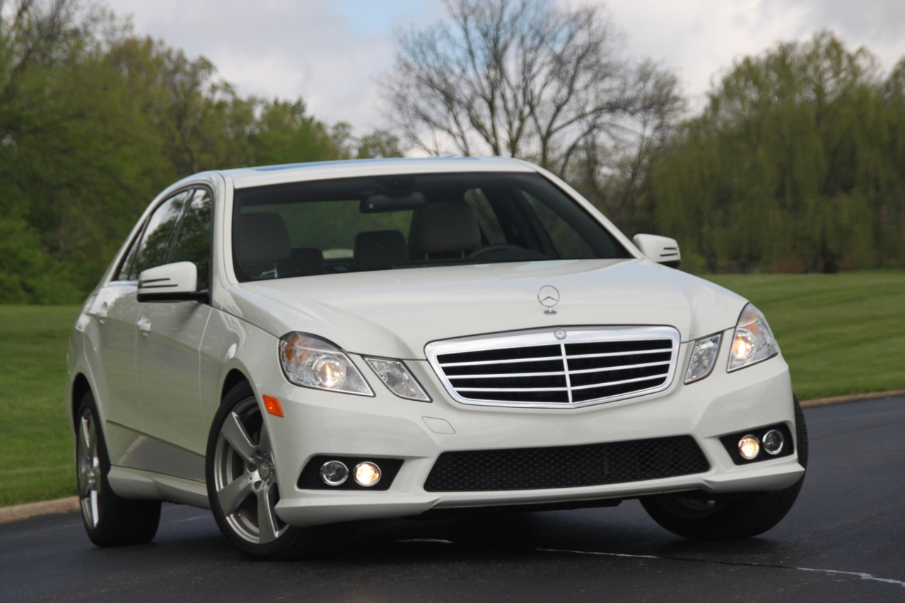 Luxury photos and articles stylelist for 2010 mercedes benz e350 4matic