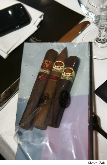 Jorge Padron Cigar Dinner