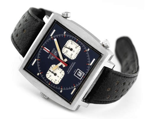 Sammy Davis Jr.'s Heuer Monaco