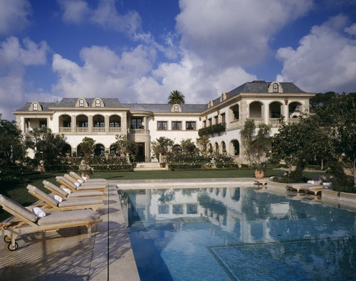 $50 million Bel-Air mansion