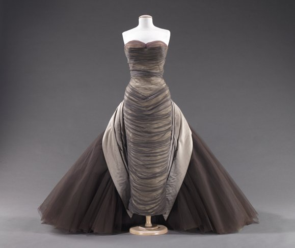 Ball Gown by Charles James, 1955