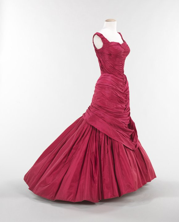 Evening Dress by Charles James, 1955