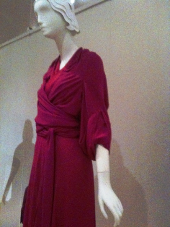Silk Madeleine Vionnet Evening Ensemble, 1935