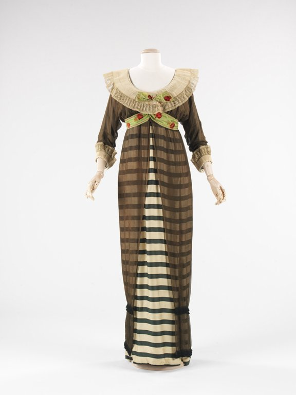 Evening Dress by Paul Pioret, 1910