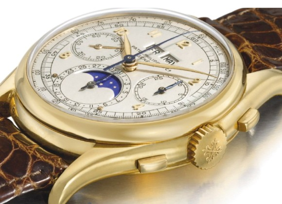 1944 Patek Philippe Chronograph