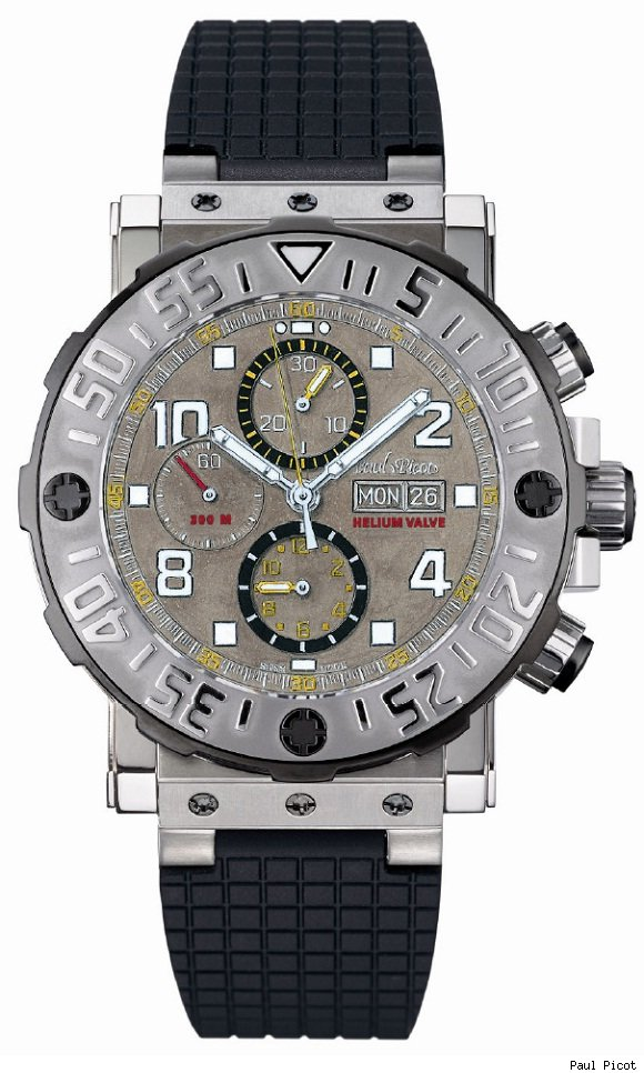 Paul Picot C-Type 48mm Helium Valve Watch