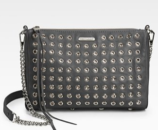 Rebecca Minkoff Eyelet Handbag