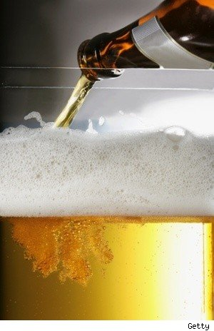 Best beer serving temperatures