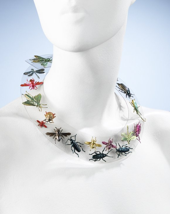 Necklace by Elsa Schiaparelli, 1938