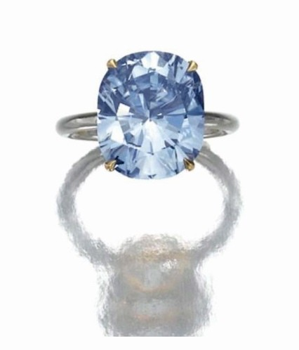 $8 million blue diamond