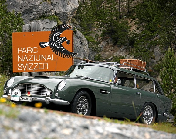 aston martin st moritz