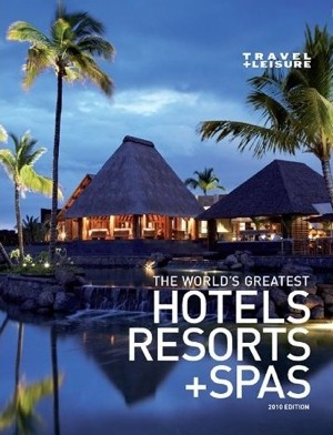 travel and leisure hotels book