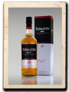 tomatin 18 scotch whisky