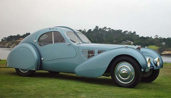 1936 Bugatti Atlantic
