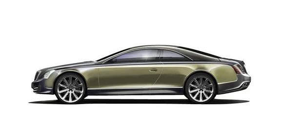 Maybach 57S Coupe by Xenatech