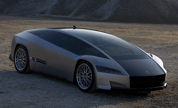Giugiaro Quaranta Concept