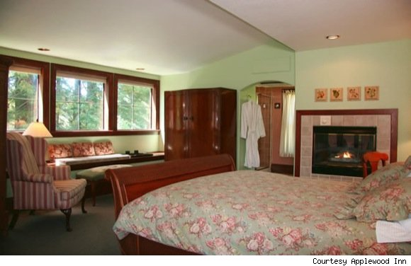Applewood Guest Room