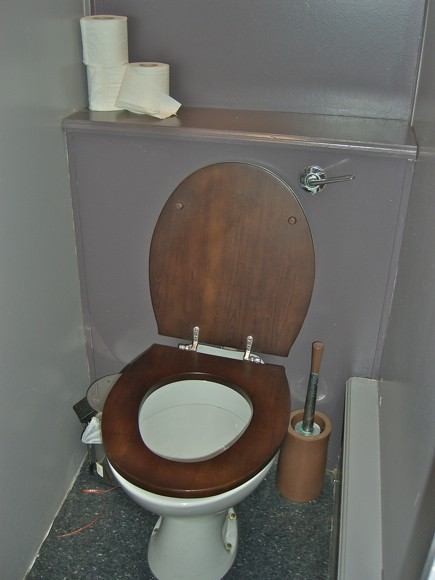 The Toilet