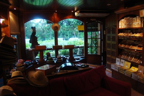 The Lounge at La Casa del Habano