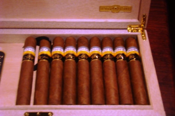 Exclusive Cohibas at La Casa del Habano, St Barths