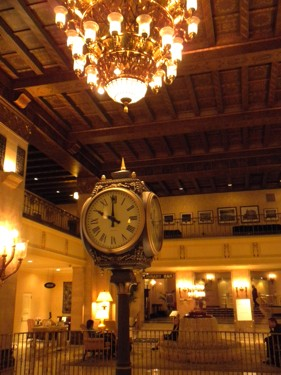 The Fairmont Royal York Lobby