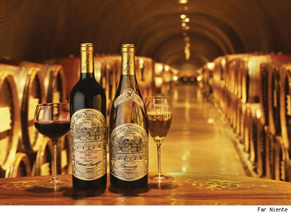 Luxist Awards' Readers Choice Nominees for Best in Wine