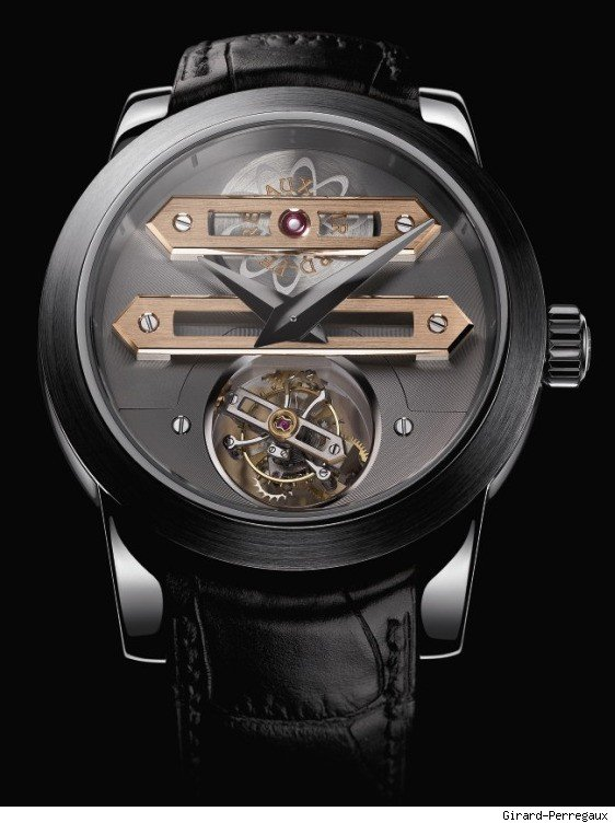 Girard-Perregaux Bi-Axial Tourbillon Watch