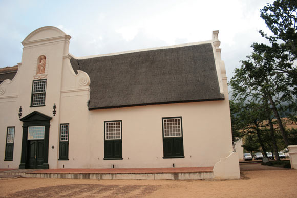 Groot Constantia Winery