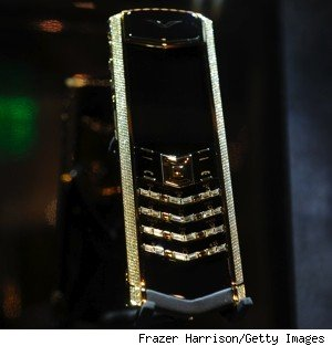 vertu cell phone
