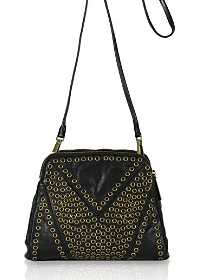 Kooba Sam Grommet Crossbody Bag