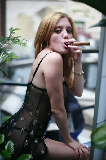 A Cigar Smoker Event at Rick's Cabaret