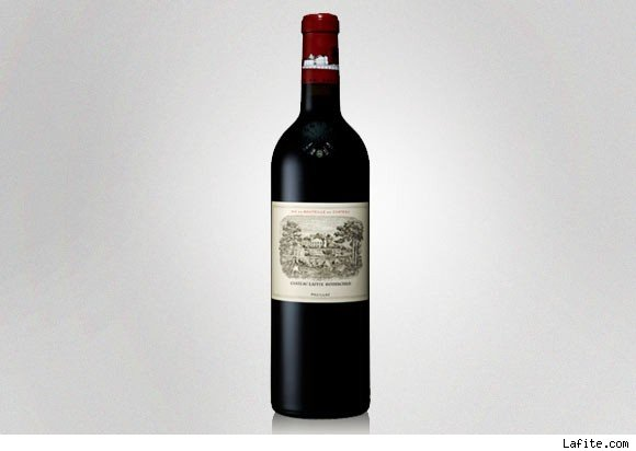 Chateau Lafite Rothschild is nominated for Best International Red Wine.