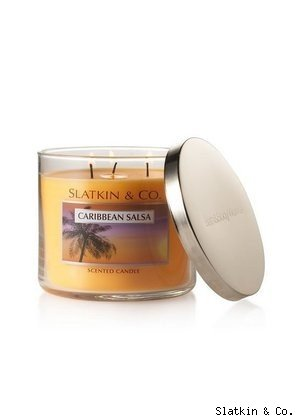 Slatkin & Co. Candle and layering scents