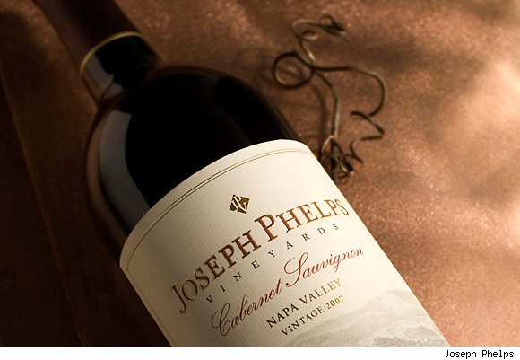 Joseph Phelps Winery nominated for best domestic red wine