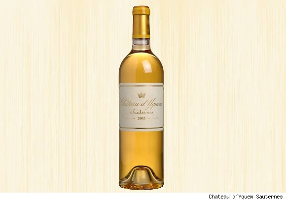 Chateau d'Yquem Sauternes