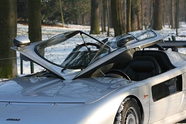 1993 Italdesign Aztec Barchetta