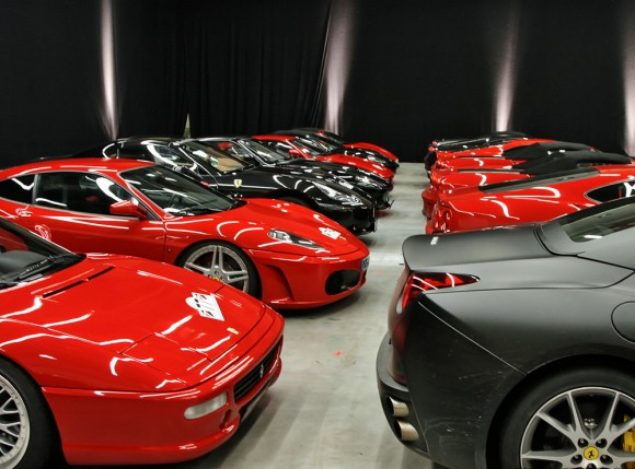 Did The Sultan Of Brunei Buy 10 Aston Martin One 77s For His Billion