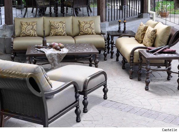 Castelle patio furniture