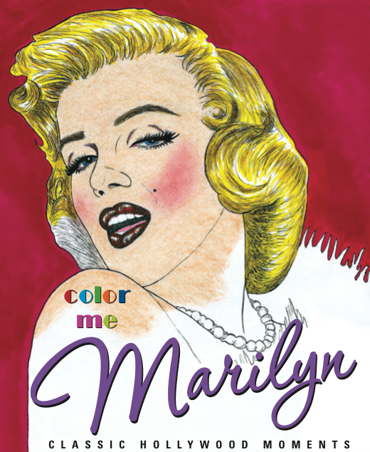 Fire Letter O besides Marilyn Monroe Coloring Book further 16th ...