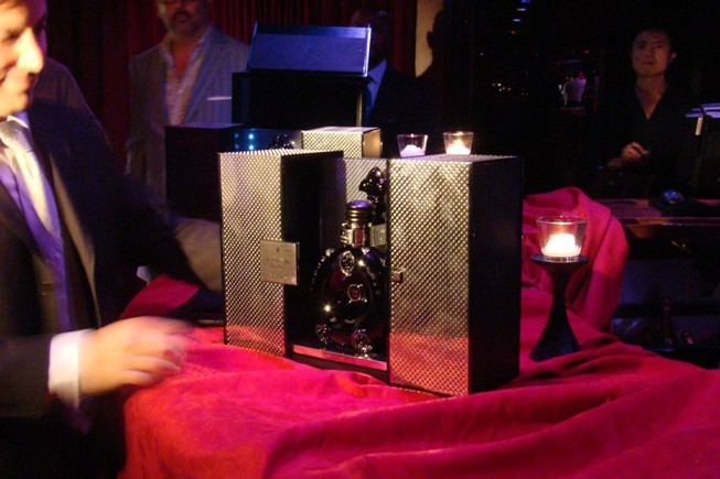 The Grand Unveiling of Louis XIII Rare Cask de Remy Martin